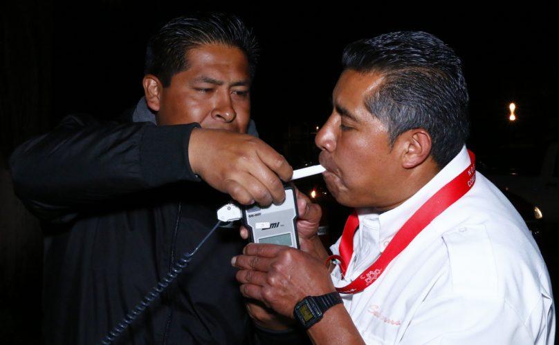 """Con Operativo """"Sin Alcohol se Conduce Mejor"""",  Toluca fortalecerá la prevención de accidentes de tránsito"""