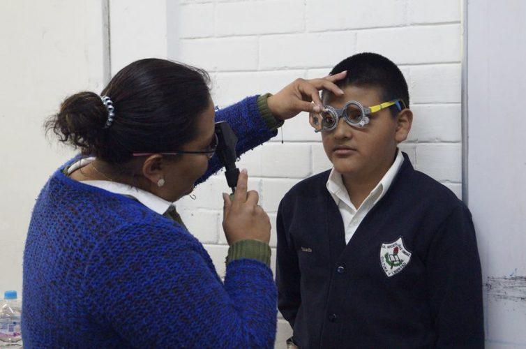 Realizarán jornada de Salud visual para niños toluqueños