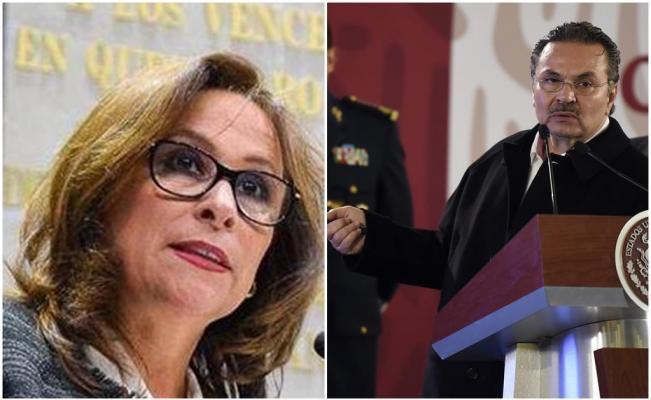 Posponen comparecencias de secretaria de energía y Pemex