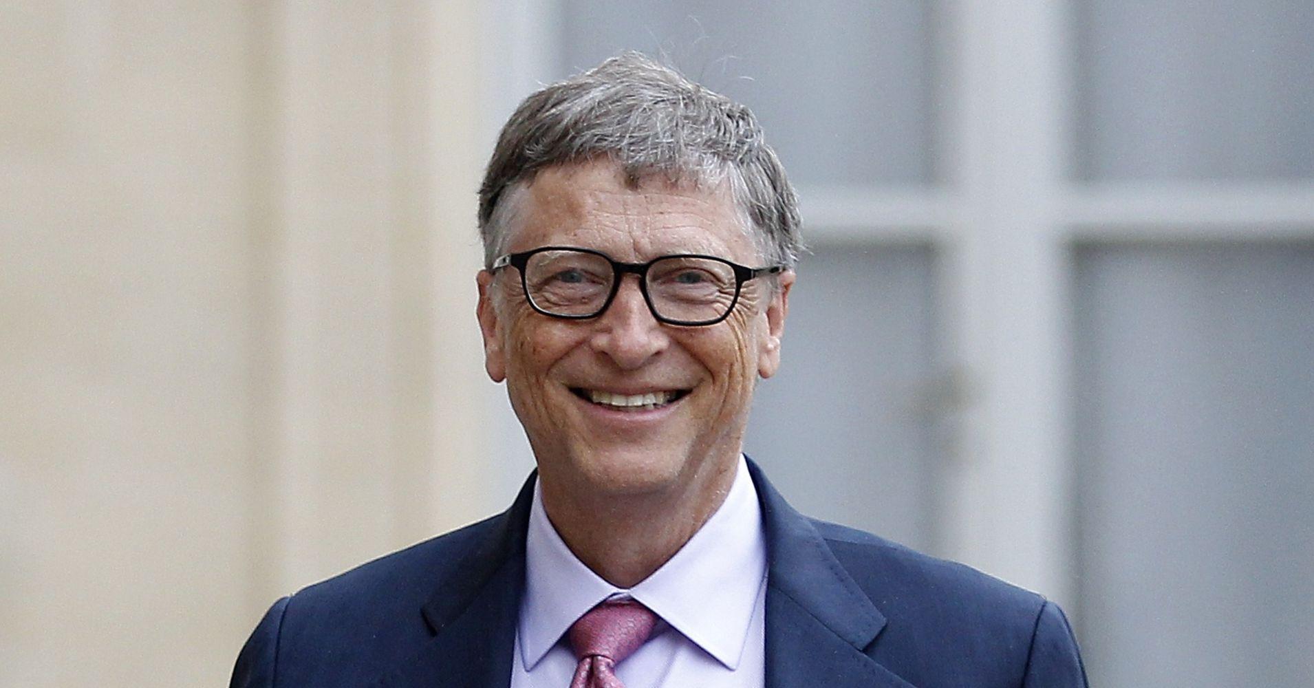 """Bill Gates se confesó seguidor de la serie """"Narcos"""" de Netflix"""