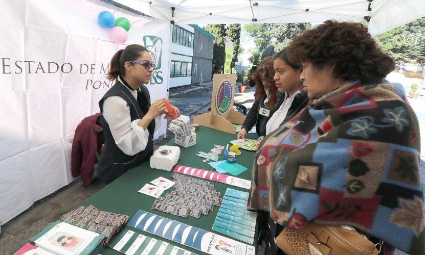 Invitan a participar en la 1ª Semana Nacional de Salud en Toluca