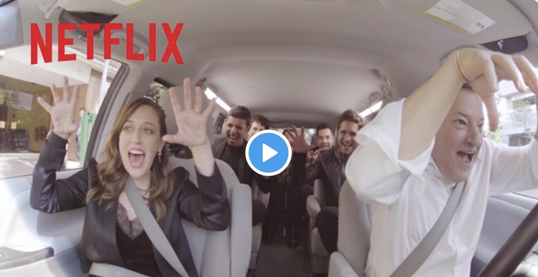 Así anunció Netflix su llegada a Mexico