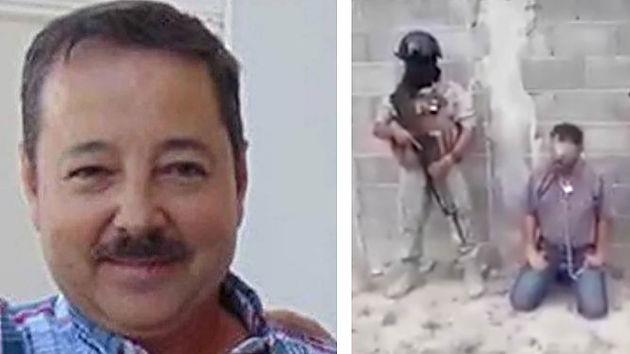 Presenta grupo armado video de regidor secuestrado (VIDEO)