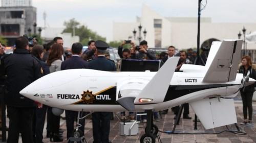 Avión no tripulado vigilará Nuevo León. Noticias en tiempo real