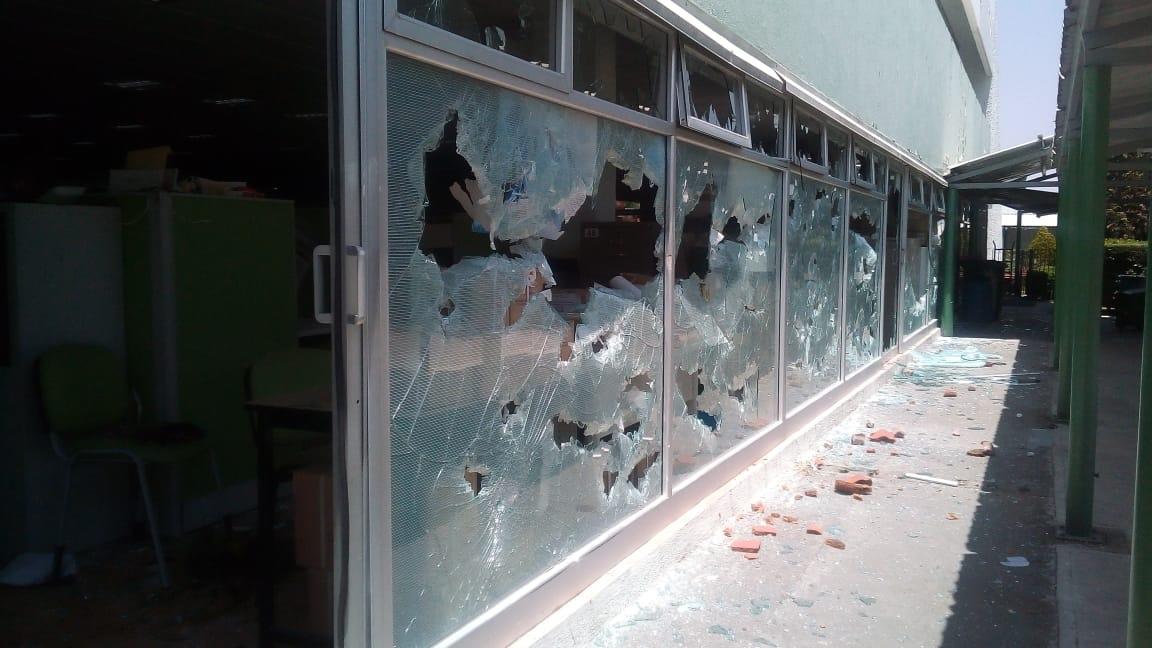 Informa Secretaría de Educación sobre los daños causados en el SEIEM