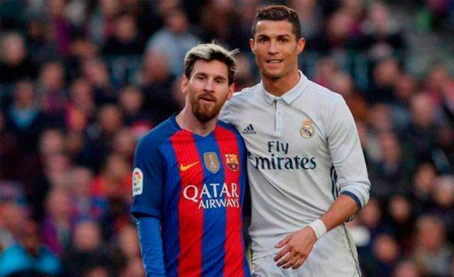 Cr7 y  Messi juntos en portada de revista francesa