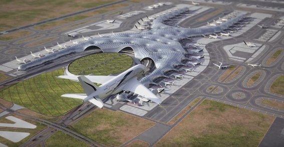 Presupuesto para aeropuerto se eleva en 8 mil 215 mdp por estas razones