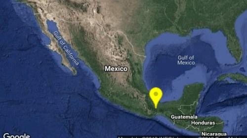 Se registra sismo de magnitud 4.9 en Oaxaca. Noticias en tiempo real