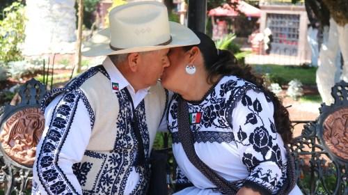 165 parejas indígenas se casan en  San Felipe del Progreso. Noticias en tiempo real