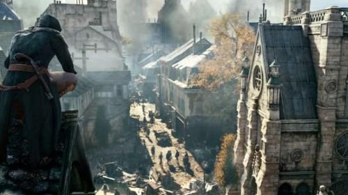 El juego Assassin's Creed Unity la base para reconstruir Notre Dame. Noticias en tiempo real