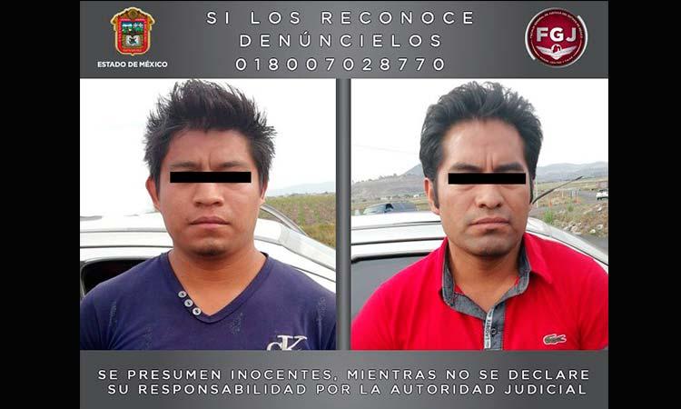 Detenidos en la Atlacomulco-Toluca con 200 mil pesos de dudosa procedencia