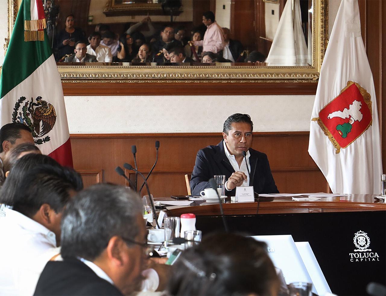 Las manifestaciones no nos van a detener: Juan Rodolfo