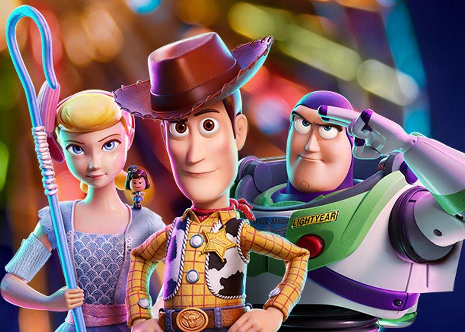 A un mes del estreno de Toy Story tenemos nuevo avance