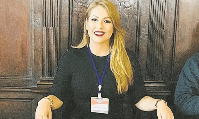 Alcaldesa no tiene para la luz, pero sí para ir a Italia