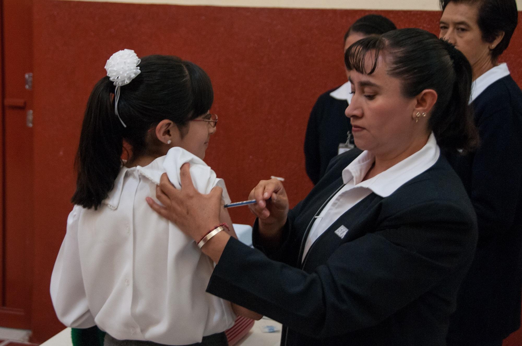 Alistan Segunda Semana Nacional de Salud en Edoméx