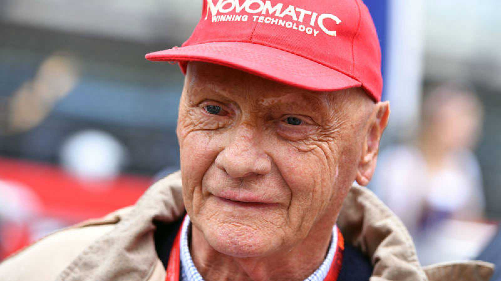 Nikki Lauda Tricampeón de la F1 falleció a los 70 años