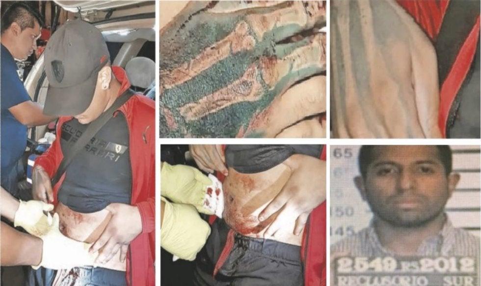 """Engaña sicario de la """"Unión Tepito"""" a policías y escapa"""