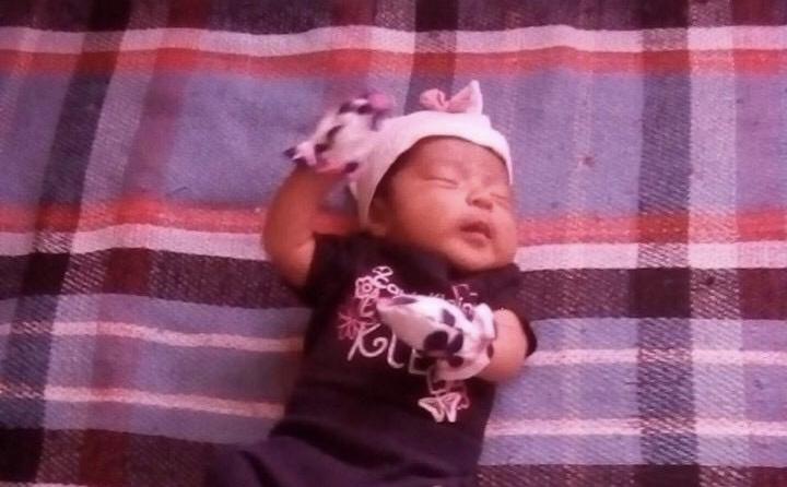 Bebé es robado en registro civil de Naucalpan
