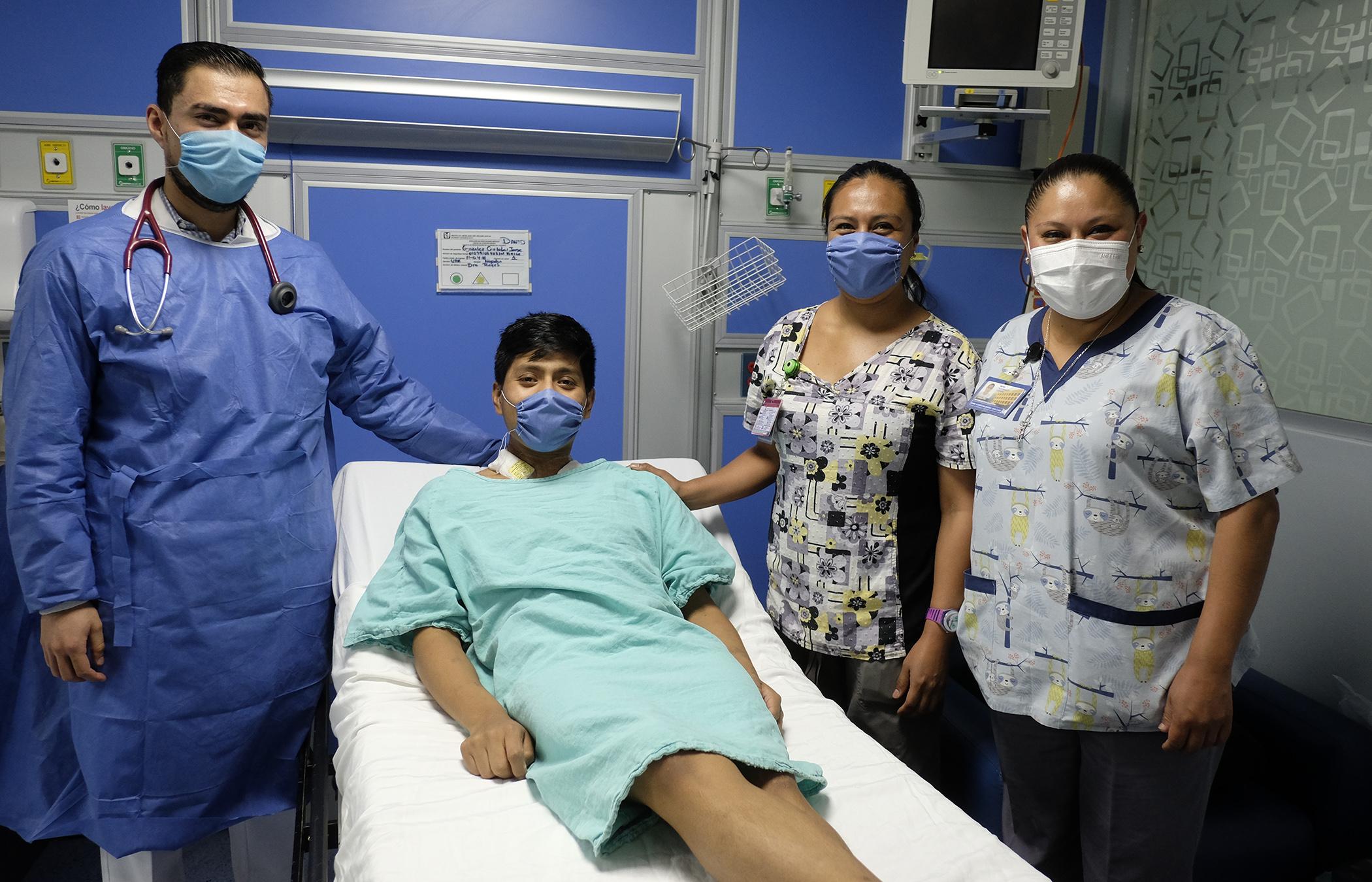 IMSS llama a la población a sensibilizarse sobre la importancia de donar órganos