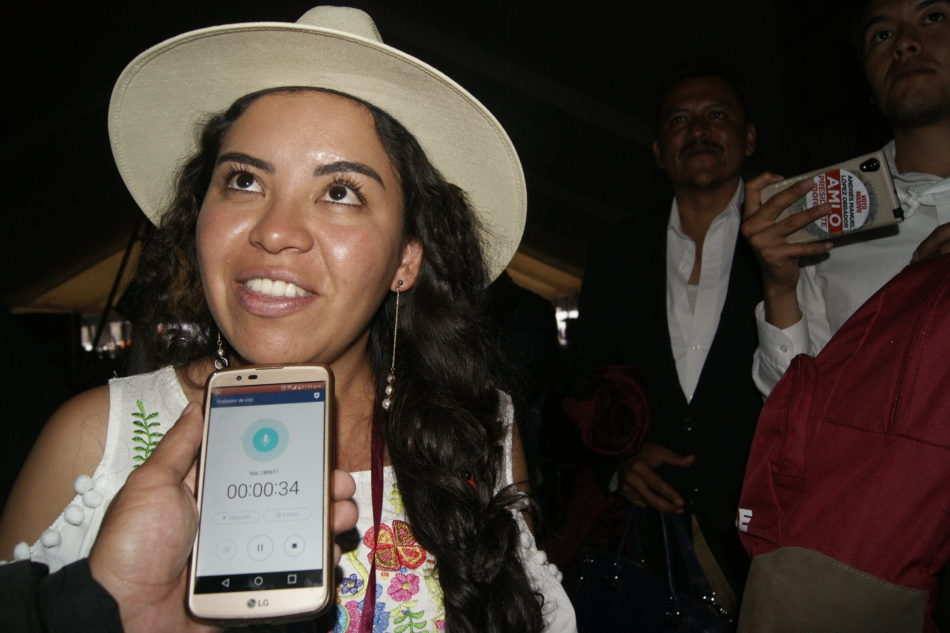 Anallely Olivares, presidenta de Ocoyoacac podría ser detenida por Desacato