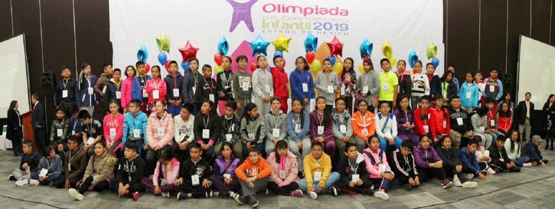 Inician ganadores de la Olimpiada del Conocimiento Semana De Convivencia Cultural