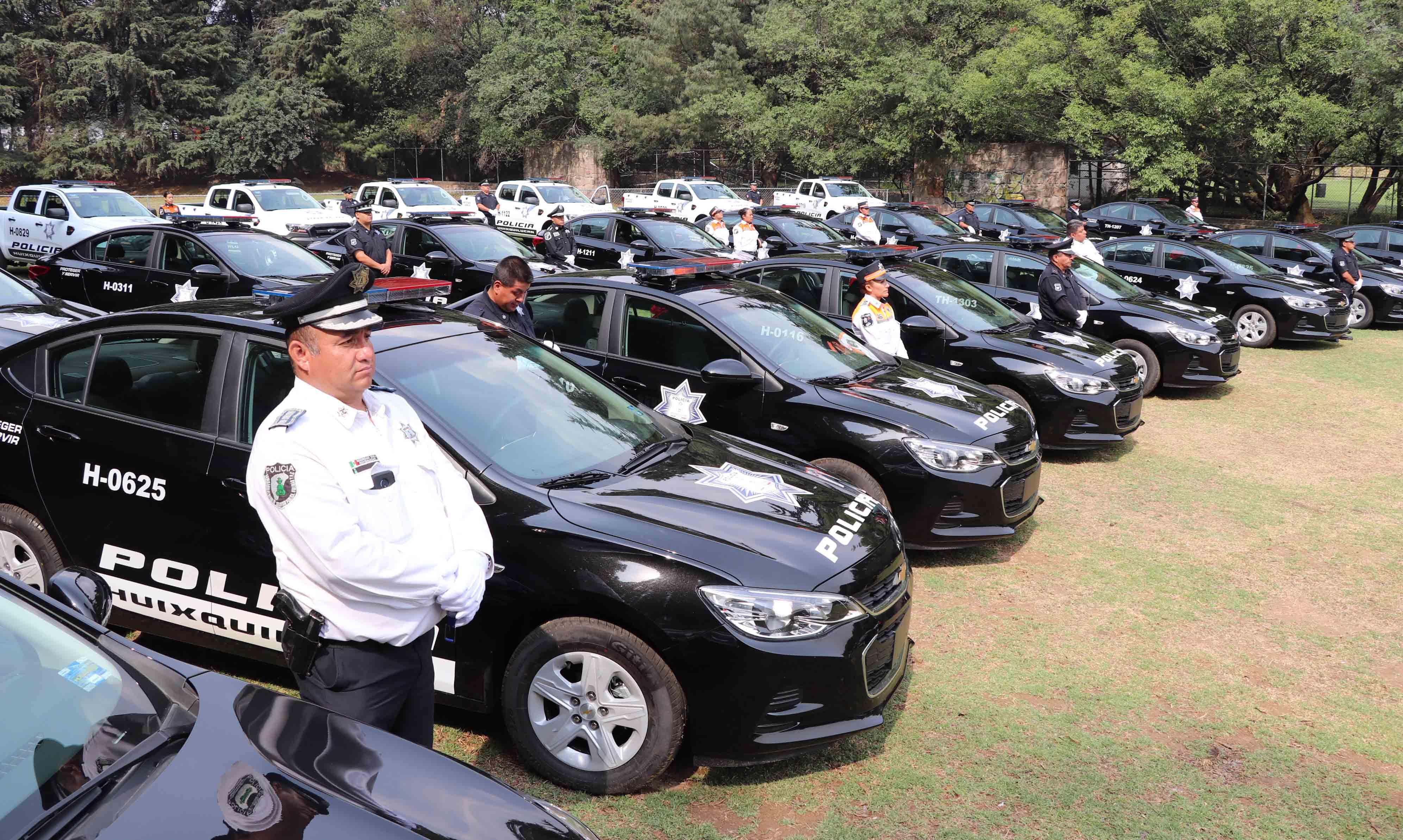Realiza Huixquilucan operativo de seguridad por vacaciones