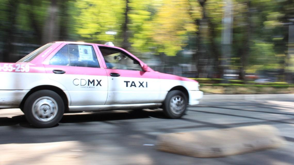 ¿Qué hacer si te esta secuestrando un taxi?
