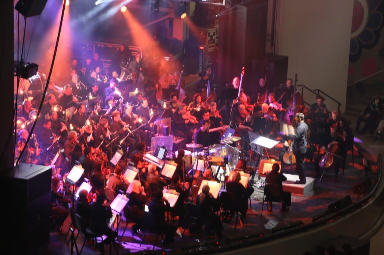 Orquesta sinfónica de la entidad ofrece majestuoso concierto en Metepec