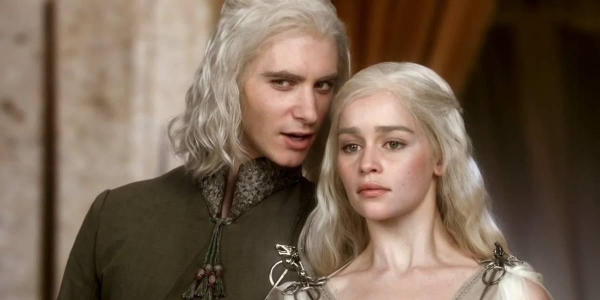Terminó la grabación del piloto de la precuela de Game of Thrones y los directivos están contentos