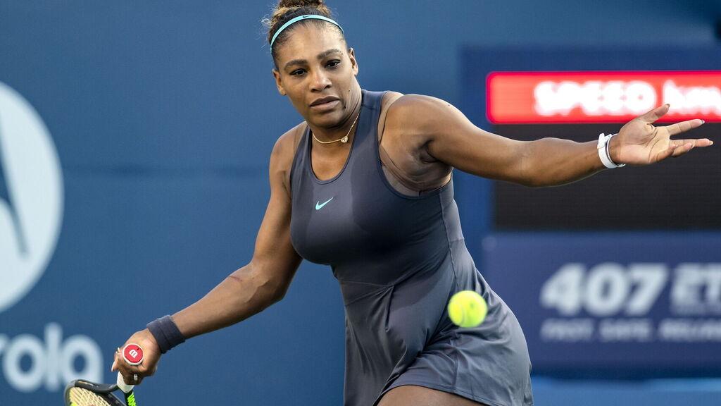 Serena Williams se retira por lesión de la Final del Abierto de Canadá