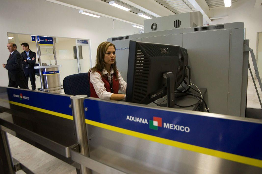 SAT decomisa mercancía de seguridad nacional en la Aduana de Ciudad Juárez