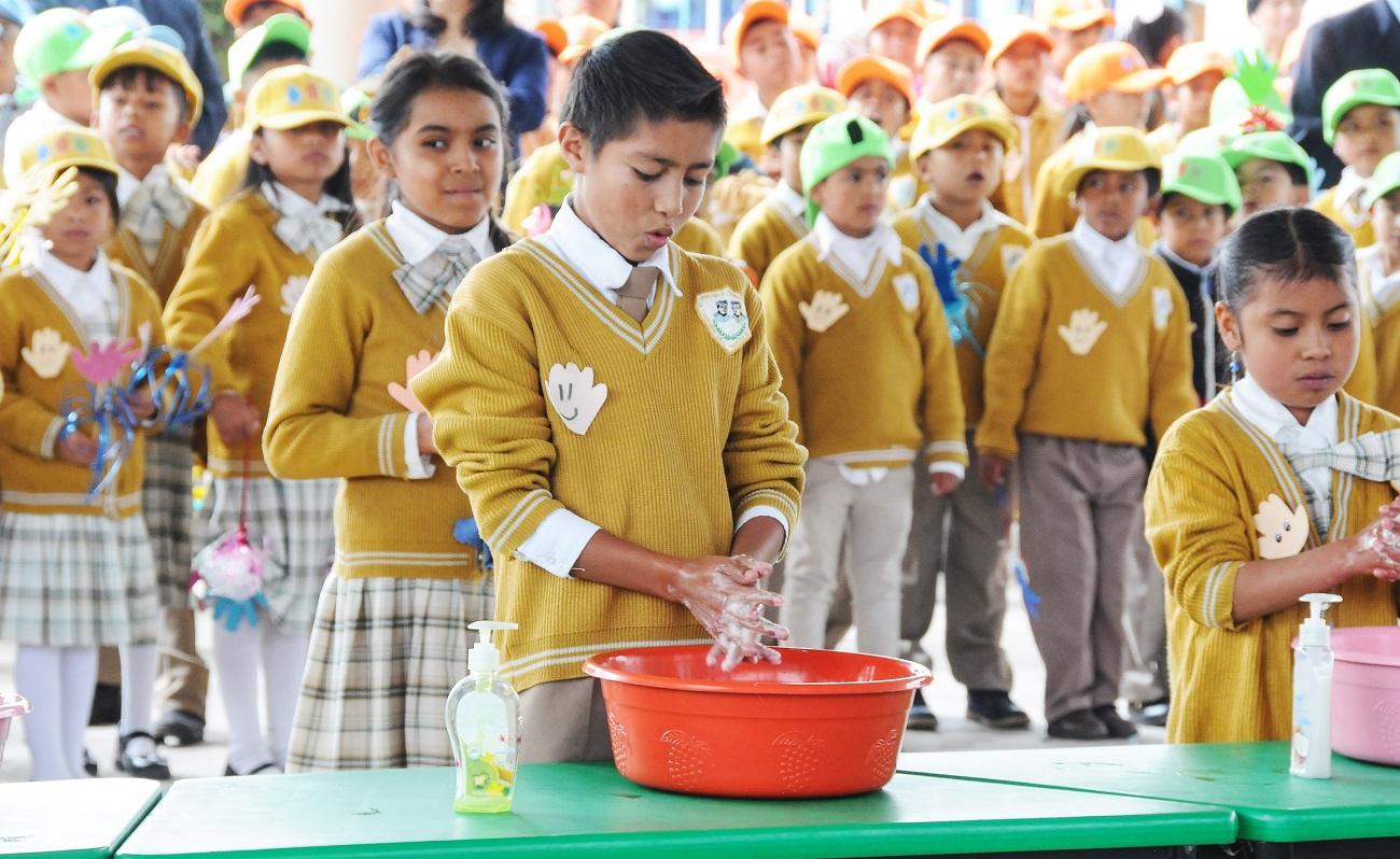 ISEM promueve estrategias saludables de alimentación e higiene en escuelas