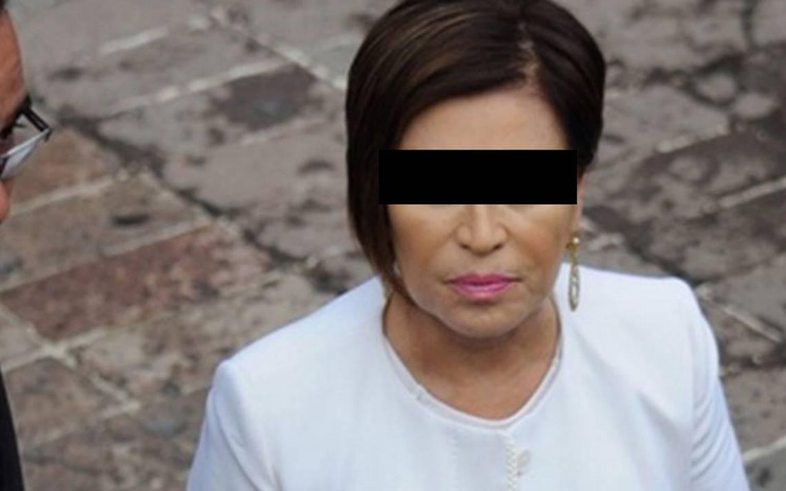 Giran nueva orden de aprehensión contra Rosario Robles por delincuencia organizada
