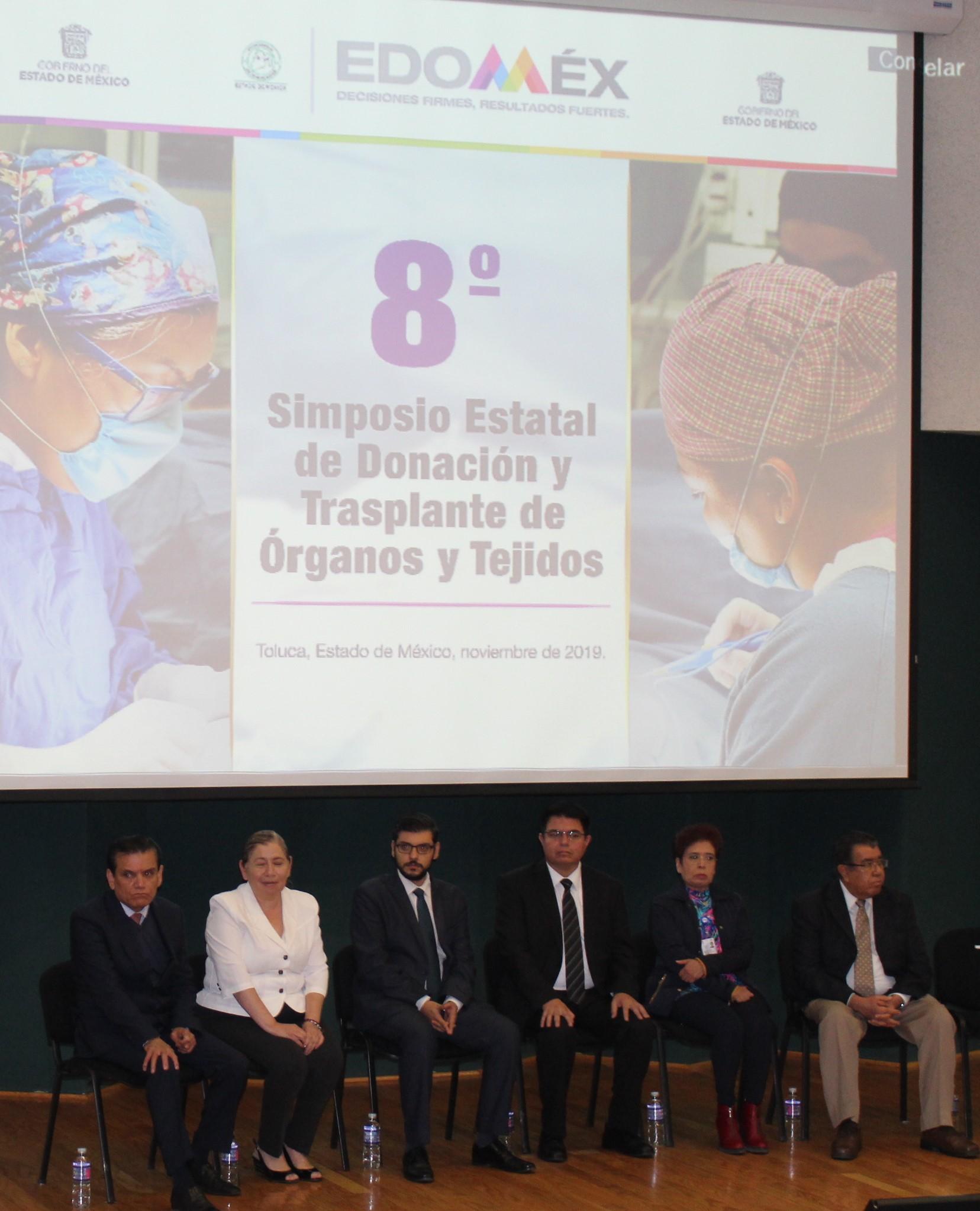 Realiza CETRAEM simposio en donación y trasplante de órganos