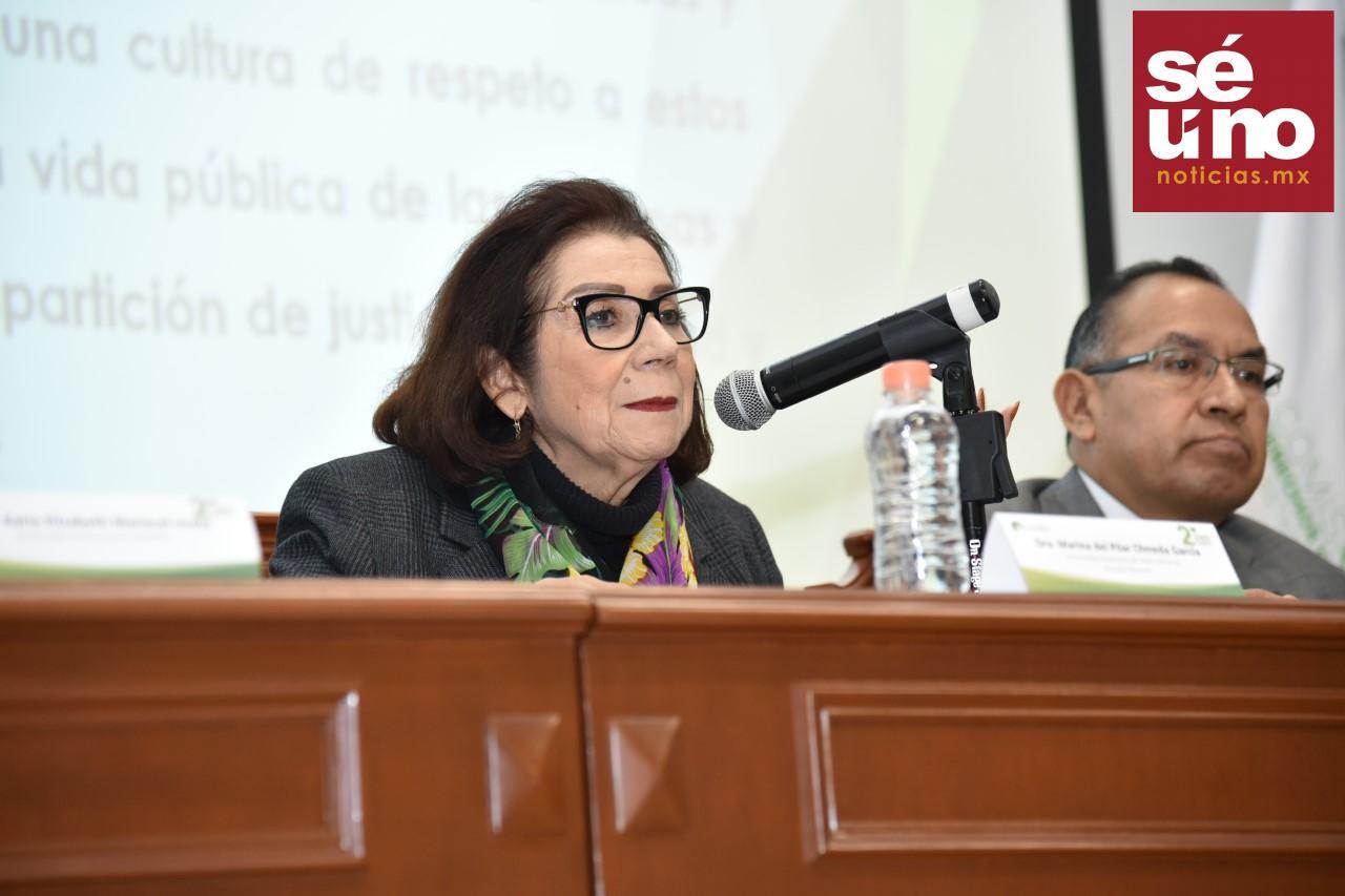 Toda acción pública debe centrarse en la persona, su dignidad y derechos