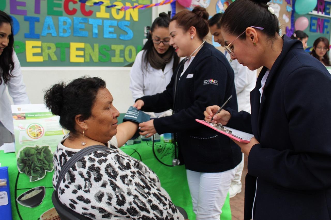 Concluye Jornada Nacional de Salud Pública en Edoméx