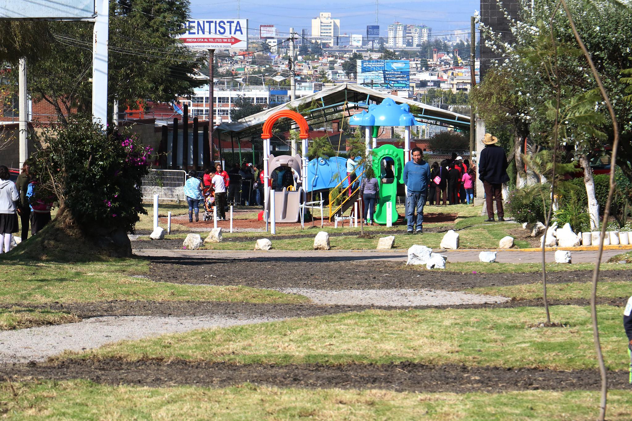 Recuperación de espacios públicos mejora la imagen urbana: Juan Rodolfo
