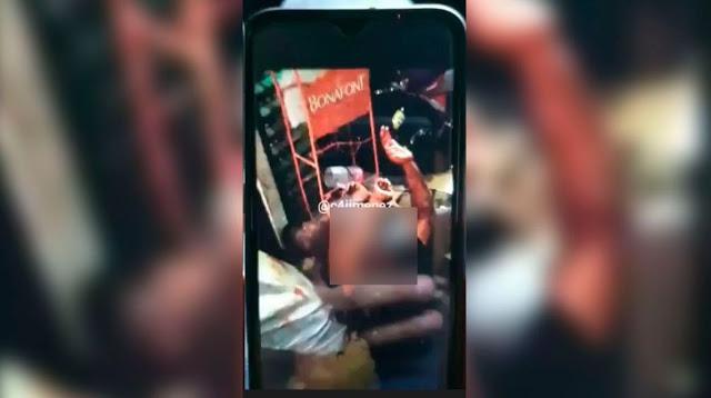 #IMAGENESFUERTES #Video integrantes de La Unión torturan a comerciantes del Centro de la CDMX