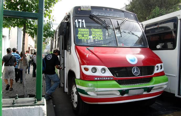 #ÚltimoMomento Eliminan el aumento de tarifa al transporte del Edomex