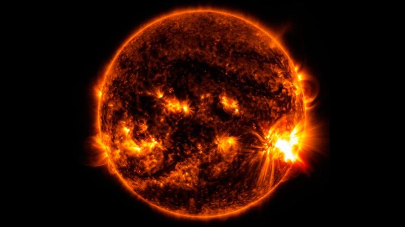 Estrella más grande que el sol podría explotar: Científicos