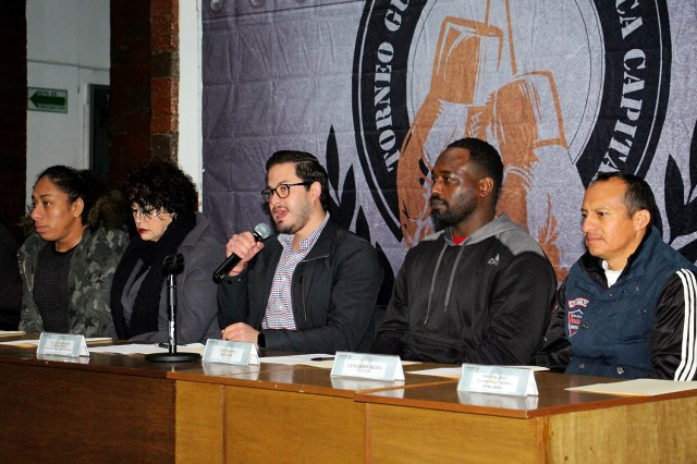 Presentan el Torneo Guantes de Oro Toluca Capital
