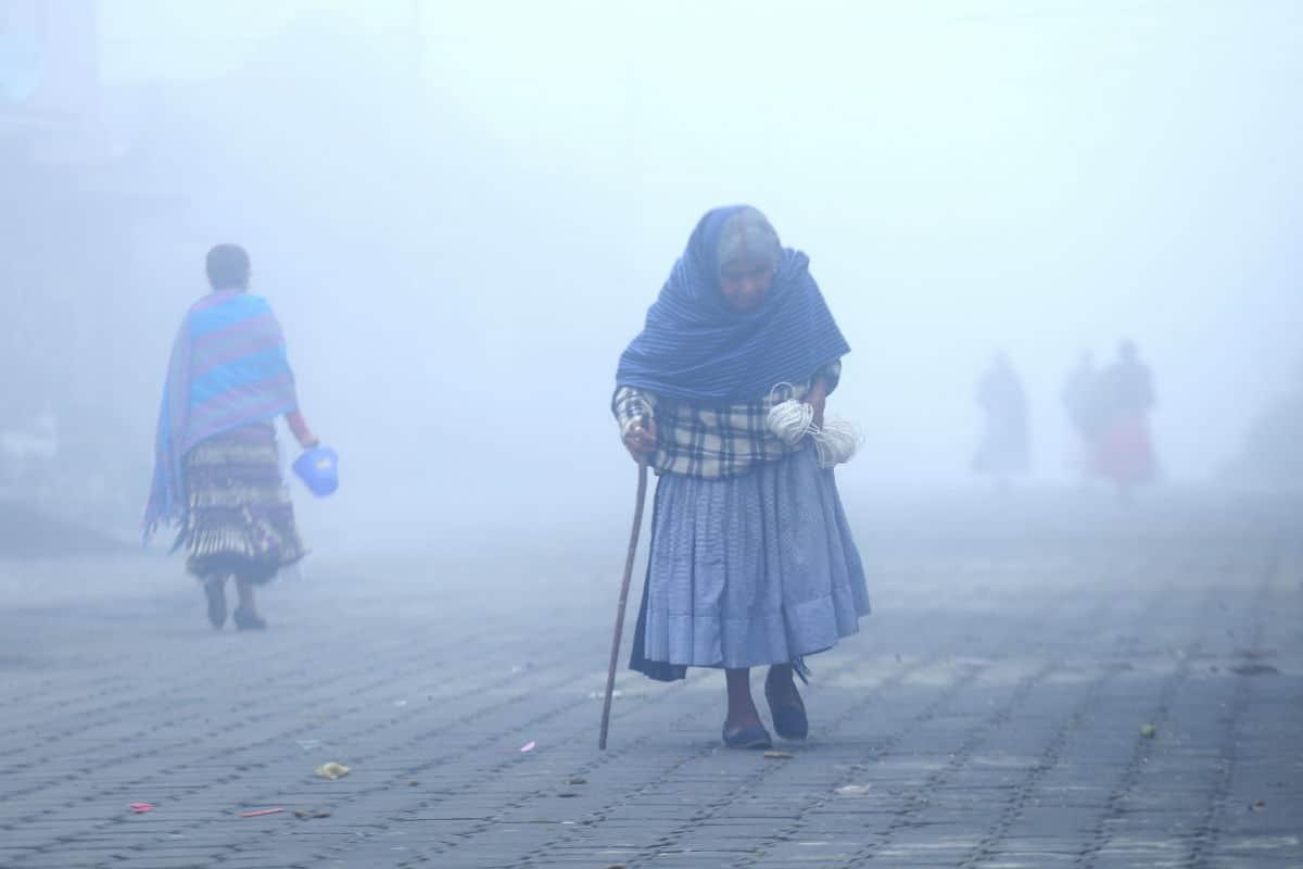Bajará temperatura en Chihuahua y Durango hasta -15 grados