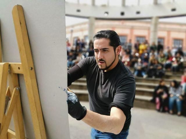 Centenares de toluqueños viven la experiencia de ver cómo nace el arte