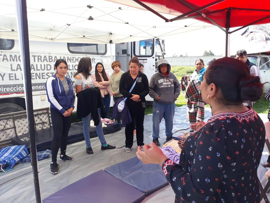 Promueve Toluca talleres sobre tenencia responsable