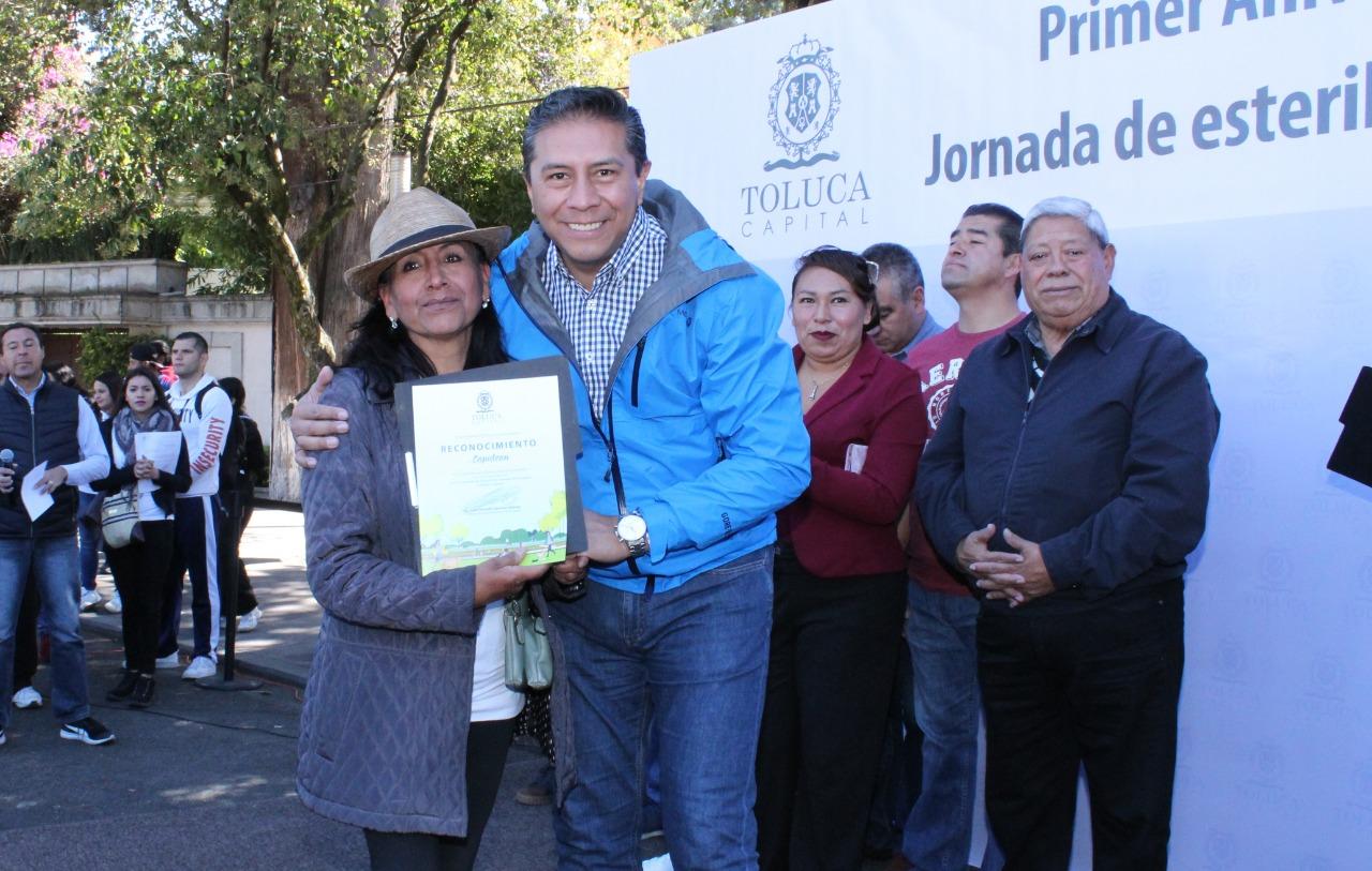 Realiza Toluca esfuerzo sin precedentes en el cuidado y protección de animales de compañía