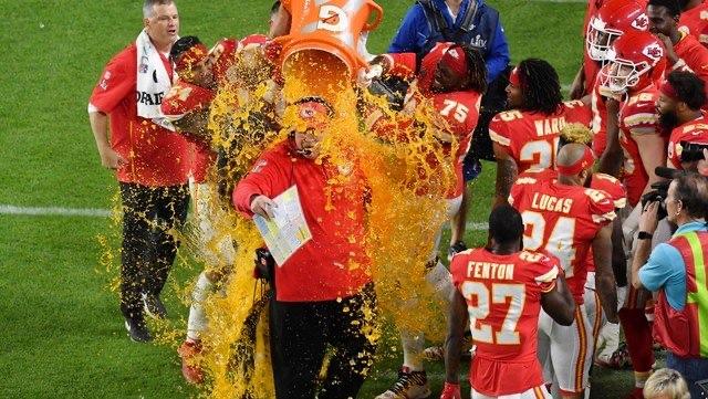 Jefes de Kansas City, campeones del Súper Bowl