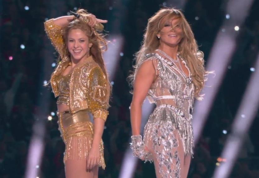 ¡Explosión Latina! Shakira, JLo, Bad Bunny y J. Balvin en el Súper Bowl LIV