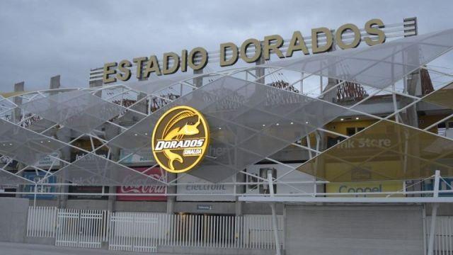 Embargan el Estadio de los Dorados de Sinaloa