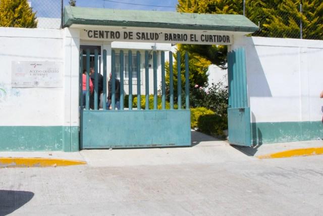 14 Centros de Salud en Zinacantepec listos ante COVID-19