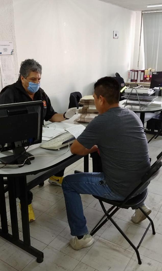 Continúa en Toluca atención al público en materia de empleo